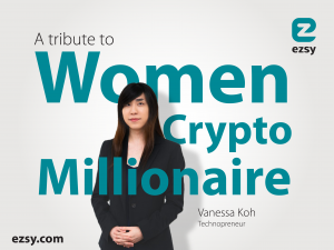 Tribute to financially independent women